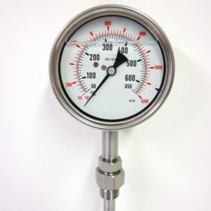 Exhaust Gas Pyrometers